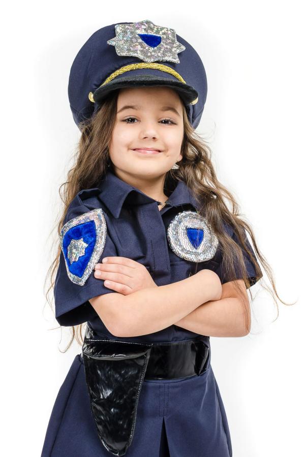 Mädchen Polizei Karnevalskostüme