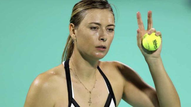 Maria Sharapowa Rücktritt vom professionellen Tennis hatte ihre Hochs und Tiefs im Sport