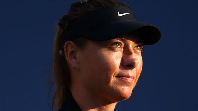 Maria Sharapowa Rücktritt vom professionellen Tennis sie verabschiedet sich