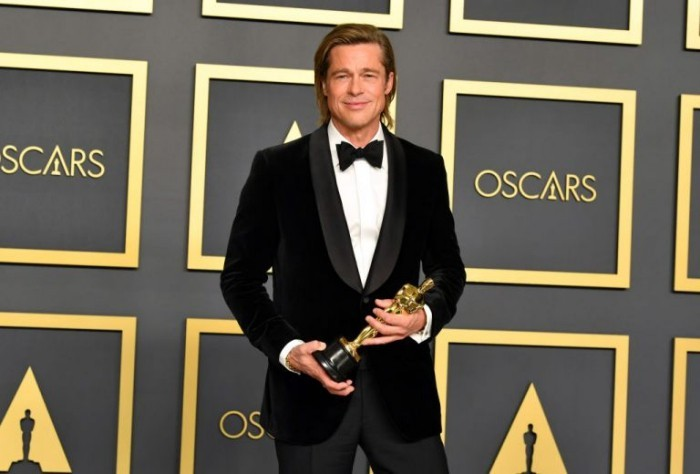 Oscars 2020 Brad Pitt bester Nebendarsteller in Tarantino Film Once Upon a Time in Hollywood