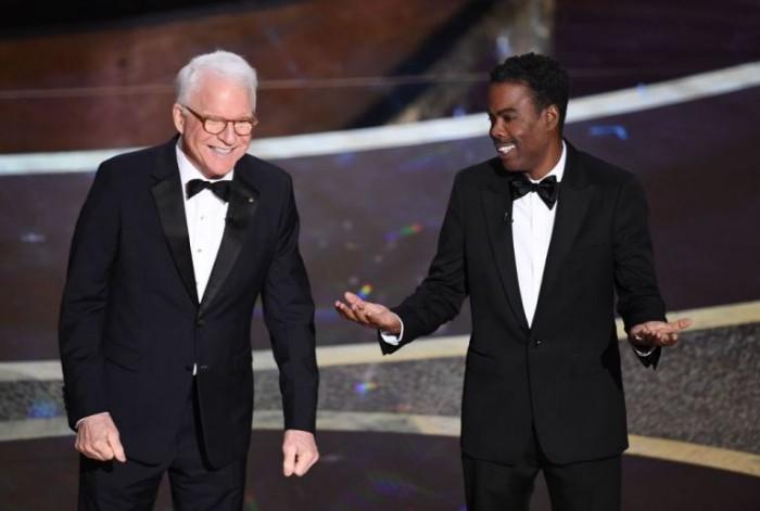 Oscars 2020 Chris Rock Steve Martin nicht offizielle Moderatoren