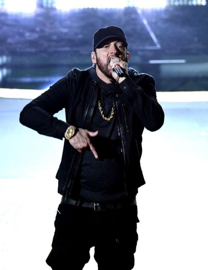 Oscars 2020 Rapper Eminem Oscar – Song Lose Yourself
