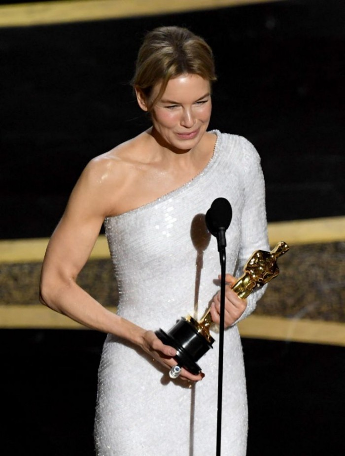 Oscars 2020 Renee Zellweger beste Hauptdarstellerin Oscar Filmpreis