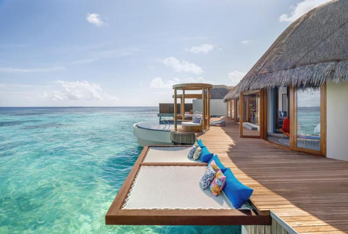 Reiseziele zum Valentinstag reisen zu zweit Paradies auf Erden auf den Malediven entdecken