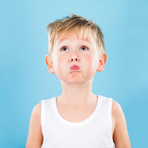 Schluckauf loswerden bei kleineren Kindern