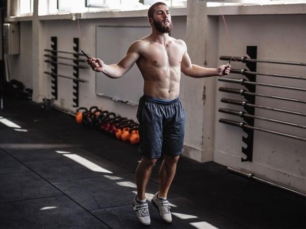 Sport machen - HIIT Workout Intervaltraining