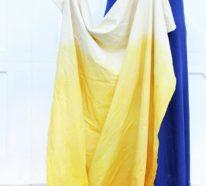 Stoffe, Kleidung und Textilien färben – So geht das ganz natürlich!