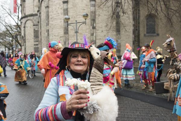 Straßenkarneval NRW Karnevalskostüme