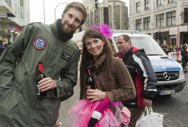 Tolle Einfälle für Karnevalskostüme Karneval NRW