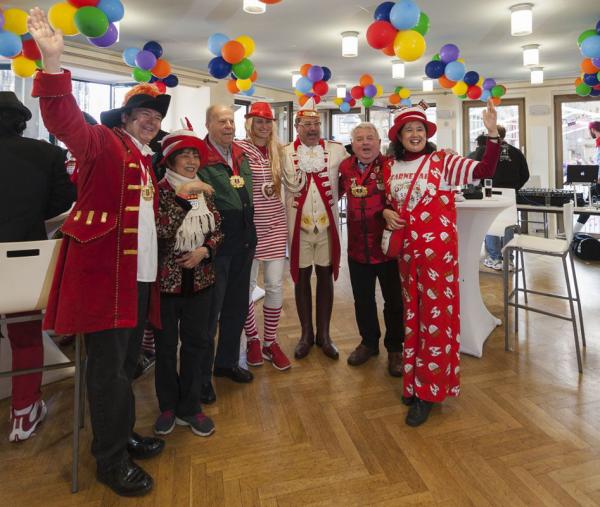 Traditionelle Karnevalskostüme NRW