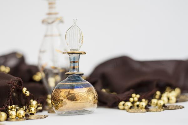 Valentinstag - Parfüms mit verschiedenen Noten