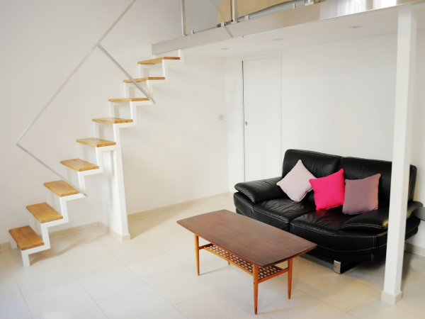 Wohnung einrichten modernes Sofa Ideen