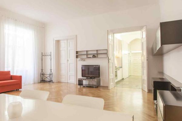 Wohnung einrichten offenes Wohnzimmer