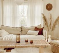 Clevere Tipps und Tricks, wie Sie Ihr Wohnzimmer optisch erweitern können