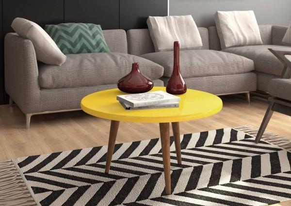 Wohnzimmer Tisch Wihnlandschaft - Wohnzimmertisch deko