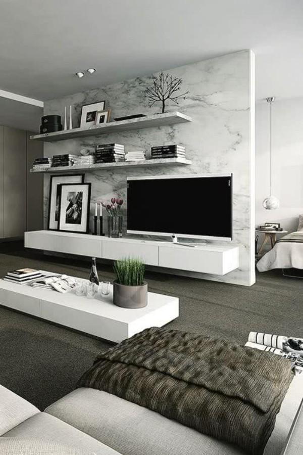 Wohnzimmertisch deko Ideen für Möbeleinrichtung