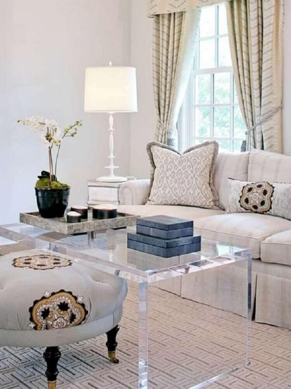 Wohnzimmertisch deko Luxus Design - modern