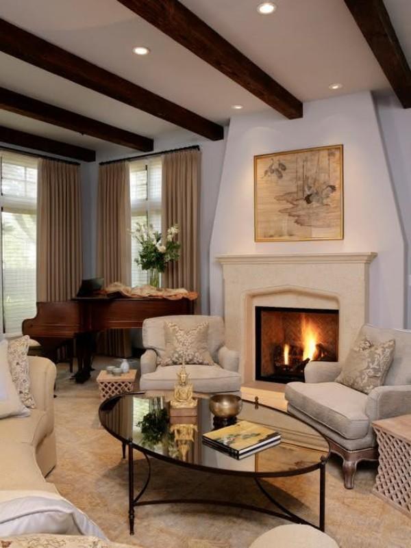 Wohnzimmertisch deko Wohnzimmer Ideen