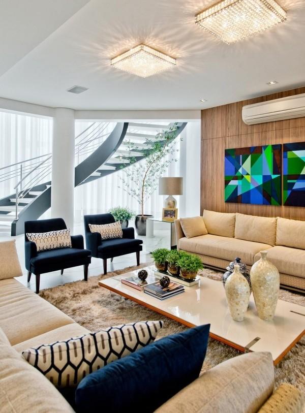 Wohnzimmertisch deko - Wohnzimmer Ideen