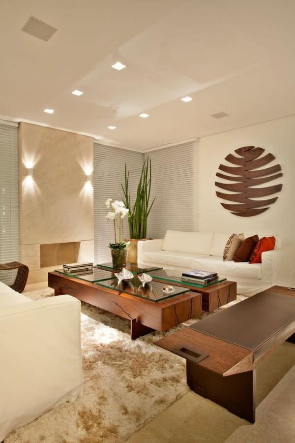 Wohnzimmertisch deko Wohnzimmermöbel Ideen