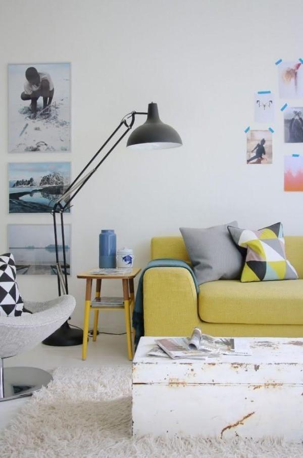 Wohnzimmertisch deko moderne Möbelgestaltung
