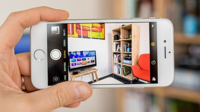 Wollen Sie ein iPhone 8 kaufen Das sollten Sie noch vorher wissen! kamera test wohnzimmer iphone 8 plus