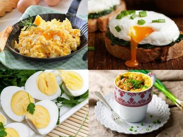 eier vegetarische eiweißquellen