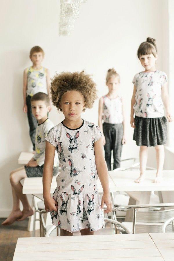 kindermode aktuelle modetrends Hebe Kids