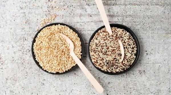 quinoa gesunde vegetarische eiweißquellen