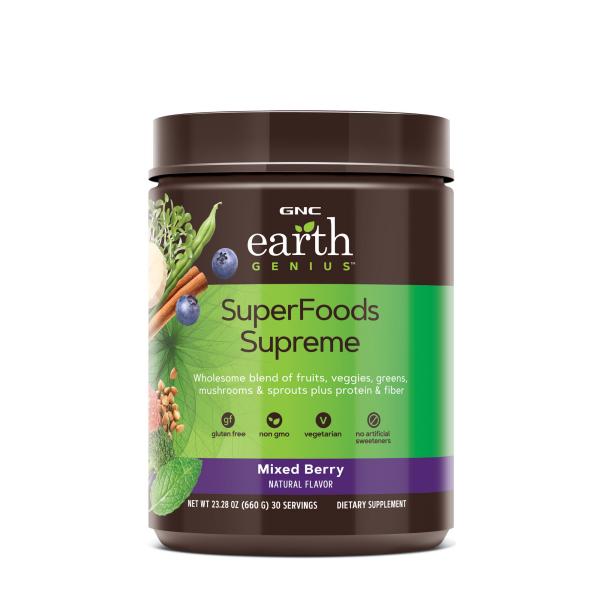 super leckere Nahrung superfoods