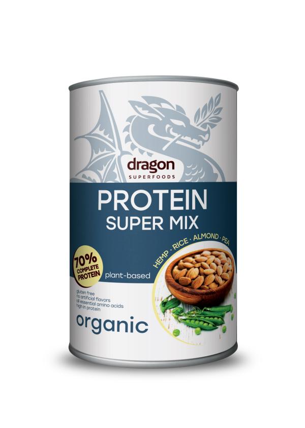 superfoods mischung aus proteinen