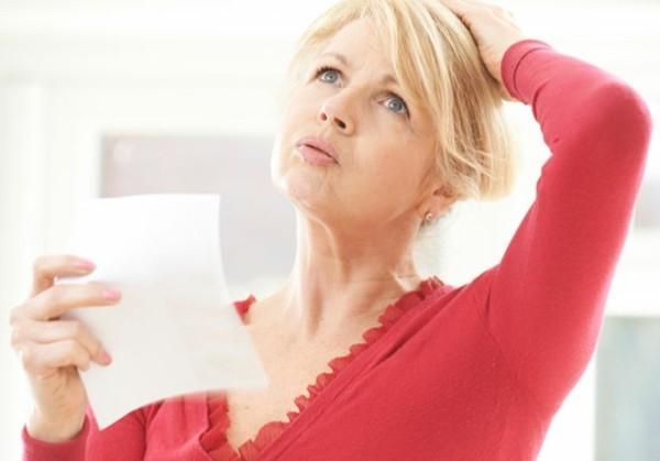 Östrogenmangel Symptome Menopause niedriger Östrogenspiegel