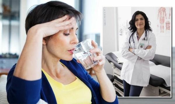 Östrogenmangel Symptome niedriger Östrogenspiegel ärtzliche Behandling