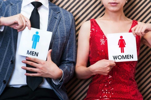 Östrogenmangel Symptome niedriger Östrogenspiegel Frauen und Männer Hormone