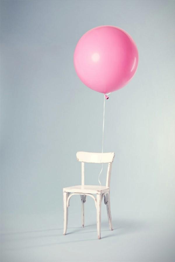 Östrogenmangel Symptome niedriger Östrogenspiegel rosa Ballon Stuhl