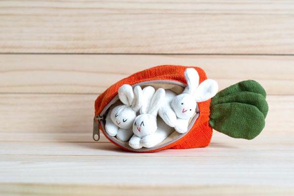 Basteln mit Kindern - Basteln mit Kindern - Geschenke für Ostern