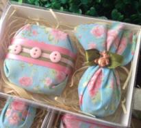 80 Geschenke zu Ostern, die Sie zuhause schnell basteln können