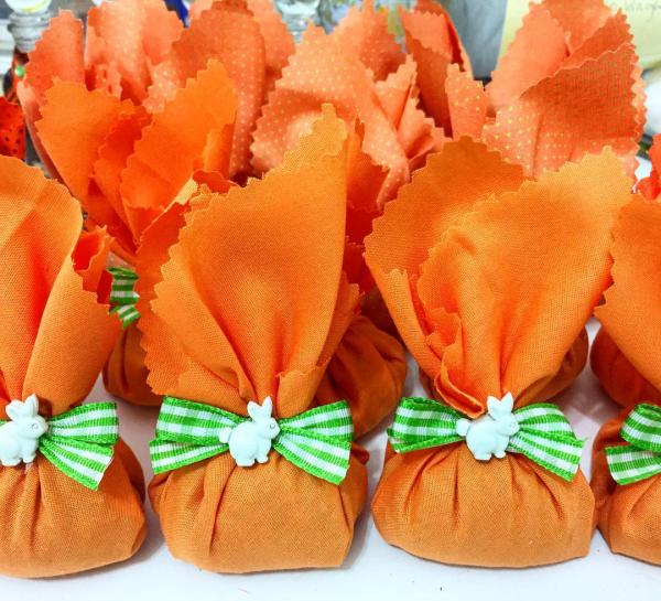 Basteln mit Kindern - orangene Ideen