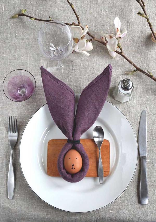DIY Ideen Ideen für die Osterfeier