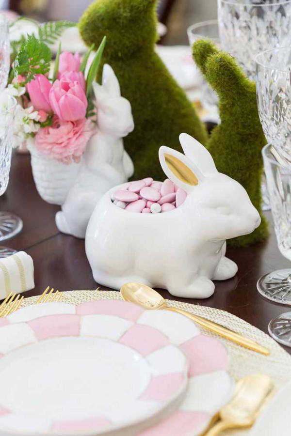 DIY Ideen Tischgestaltung Ostern 2020
