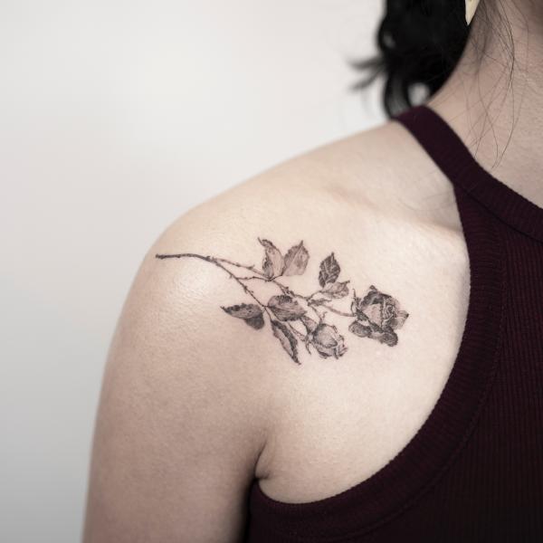 Damen Mode Ideen tattoos 2020