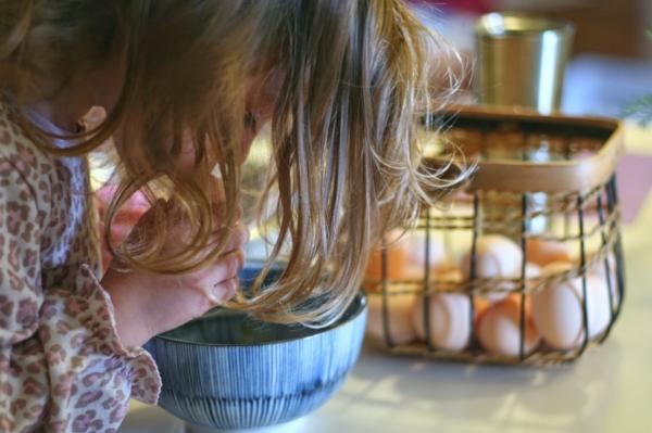 Eier ausblasen Tipps und Anleitung