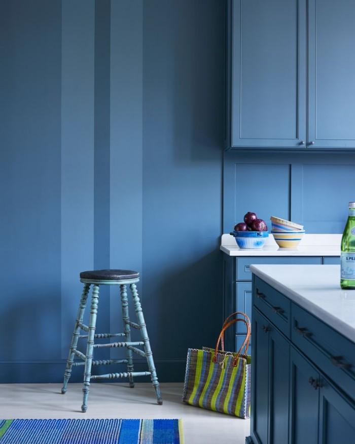 Geheimnisse des Innendesigns enthüllt gelbe Küche etwas Weiß als Farbausgleich