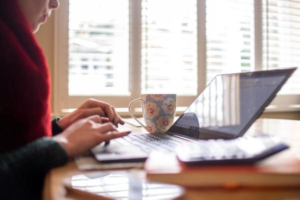 Home Office Tipps Arbeiten von Zuhause