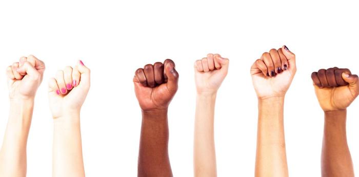 Internationalen Frauentag am 8.März feiern langer Weg zur Gleichstellung von Mann und Frau