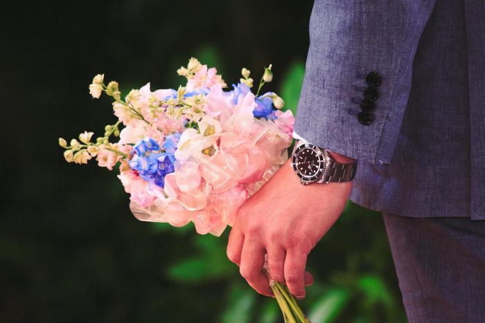Internationalen Frauentag am 8.März feiern weltweit Blumen schenken Freude bereiten