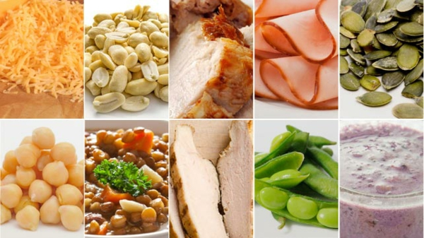 L-Arginin Wirkung Nahrungsmittel