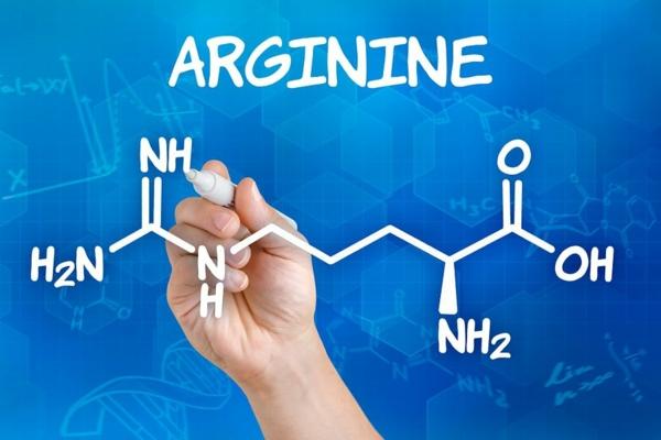 L-Arginin Wirkung bei Frauen chemische Formel