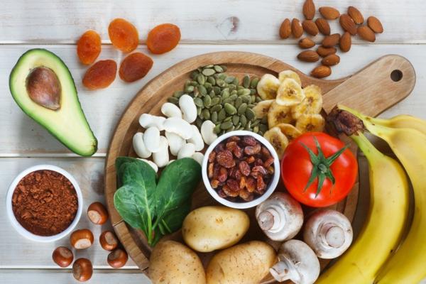 L-Arginin Wirkung gesunde Ernärung Nahrung proteinreich
