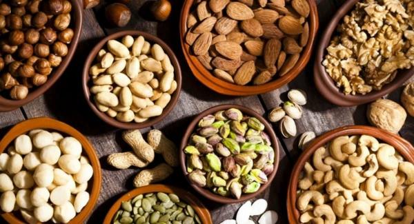 L-Arginin Wirkung gesunde Ernärung Nahrungsmittel reich an L Arginin